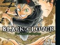Black Clover: Der Schwur des Jünglings (Manga)