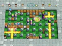 how to play bomberman on pc