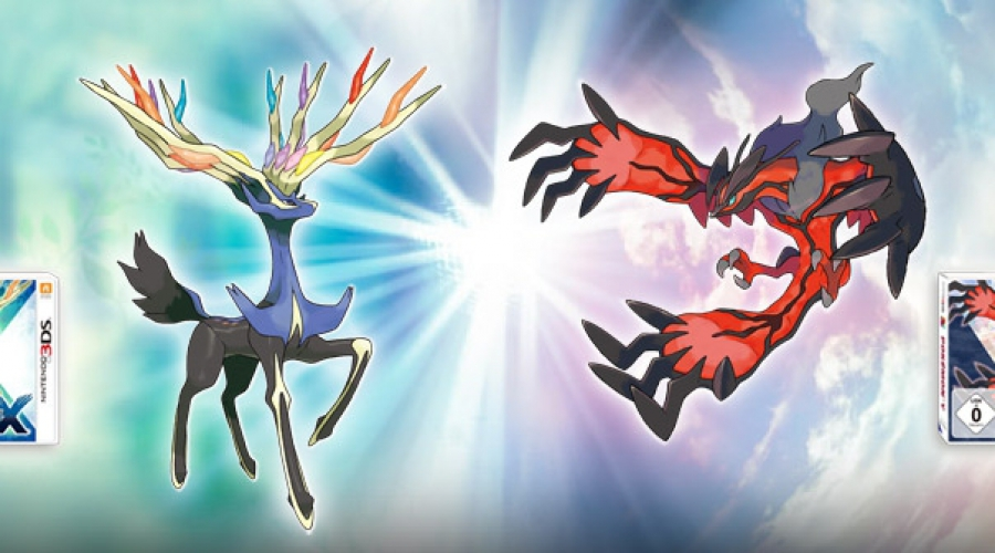 Pokémon X Y Neue Pokémon Mega Entwicklungen Charaktere