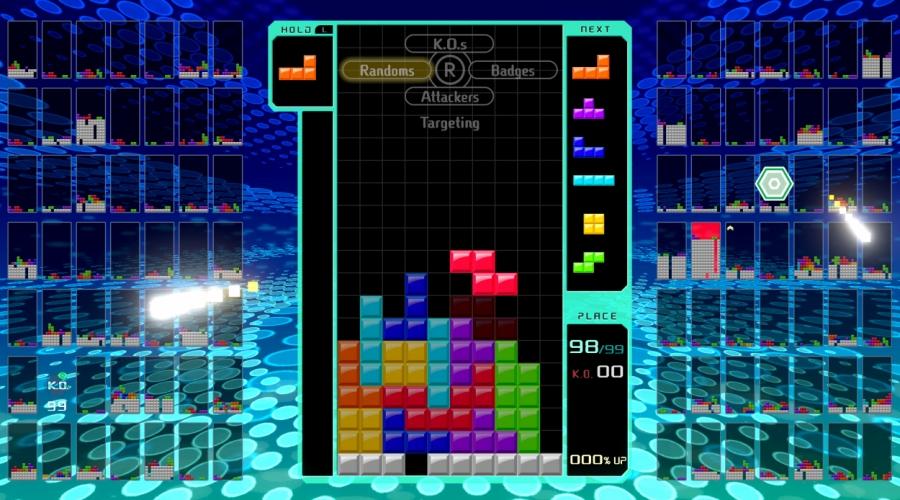 Tetris Klötze