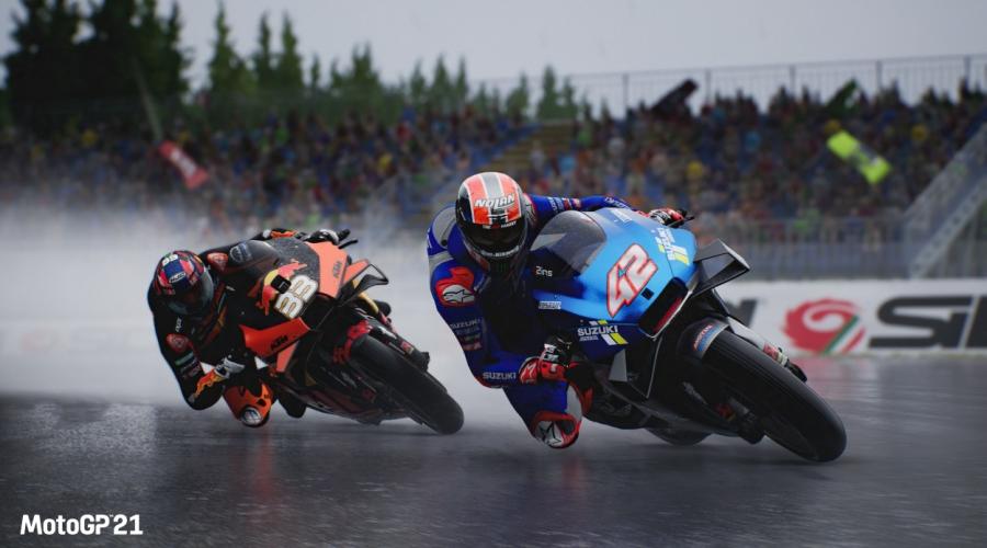 MotoGP 21 führt die Long-Lap-Penalty-Mechanik in erstem Gameplay-Video vor  - Nintendo-Online.de