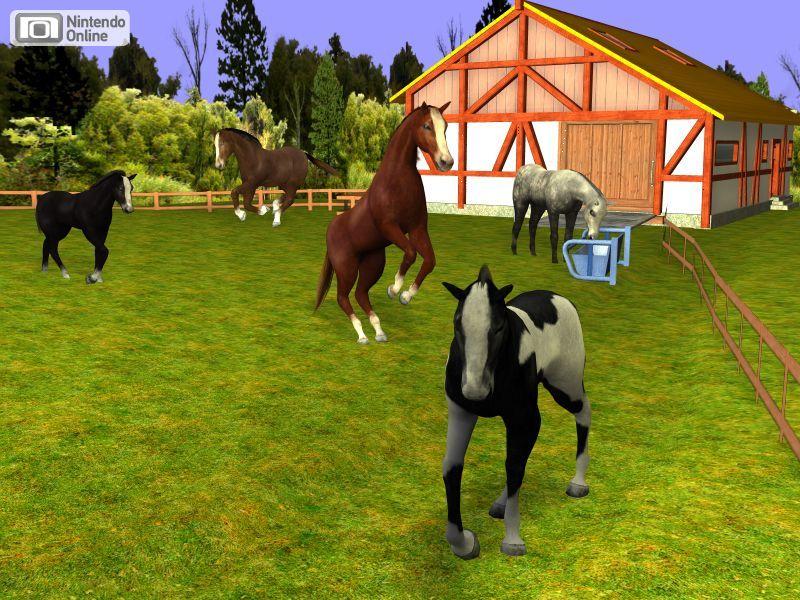 Nur Pferdespiele