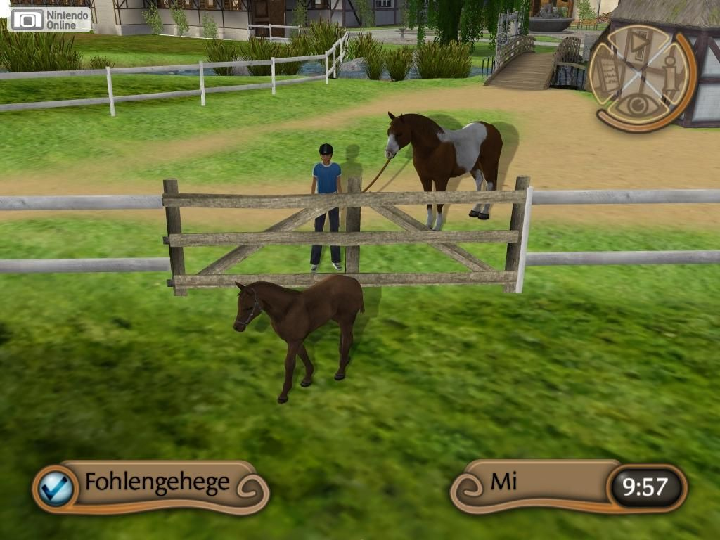 pferde online game