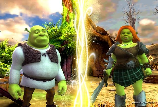 Shrek rumpelstilzchen