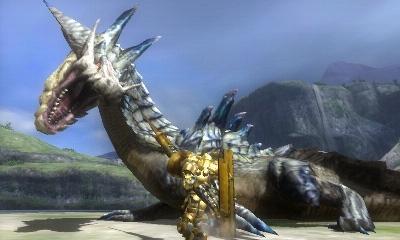Neue Bilder zu Monster Hunter Tri G 32598