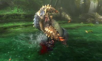Neue Bilder zu Monster Hunter Tri G 32605