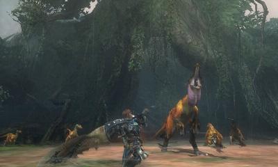 Neue Bilder zu Monster Hunter Tri G 32607