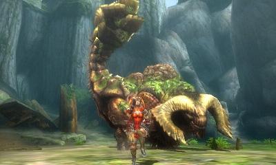 Neue Bilder zu Monster Hunter Tri G 32608
