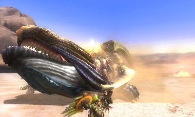 Neue Bilder zu Monster Hunter Tri G 32609