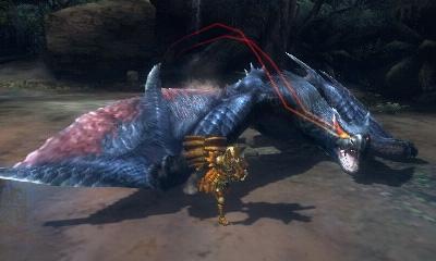 Neue Bilder zu Monster Hunter Tri G 32610