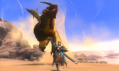 Neue Bilder zu Monster Hunter Tri G 32613