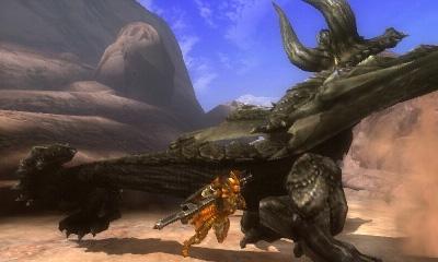 Neue Bilder zu Monster Hunter Tri G 32614