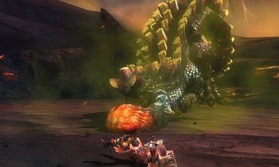Neue Bilder zu Monster Hunter Tri G 32617