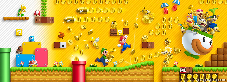 Goldige Artworks zu New Super Mario Bros. 2 - Nintendo-Online.de