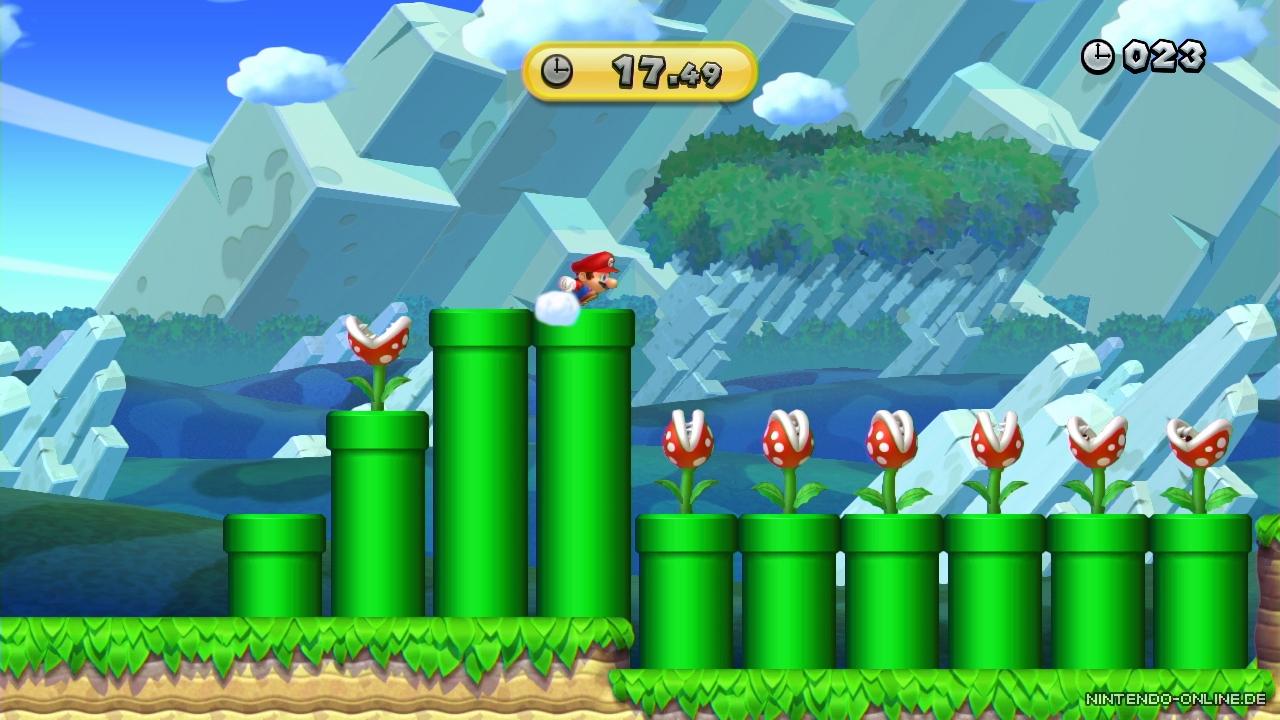 Mario Spiele Online