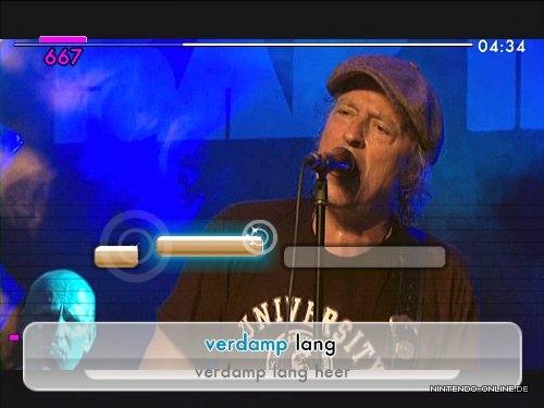 We sing deutsche hits 2 review nintendo for Jordan wohnzimmertisch