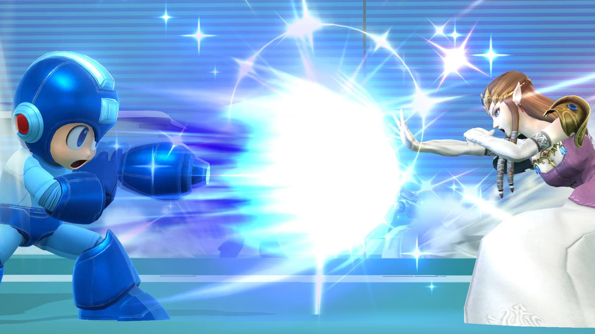 Über 20 Screenshots stellen Zelda in Super Smash Bros. Wii U/3DS ...