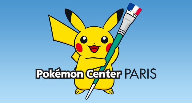 Das Pokémon-Center in Paris - Nintendo-Online.de
