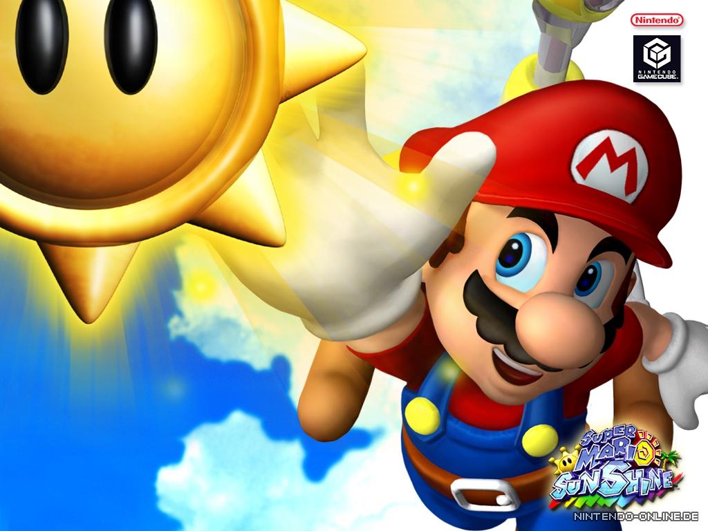 Inside Nintendo 45 Sommer Sonne Super Mario Sunshine Die