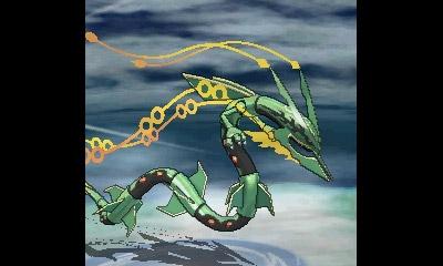Das Trio Ist Komplett Rayquaza Erhält Mega Entwicklung In Pokémon
