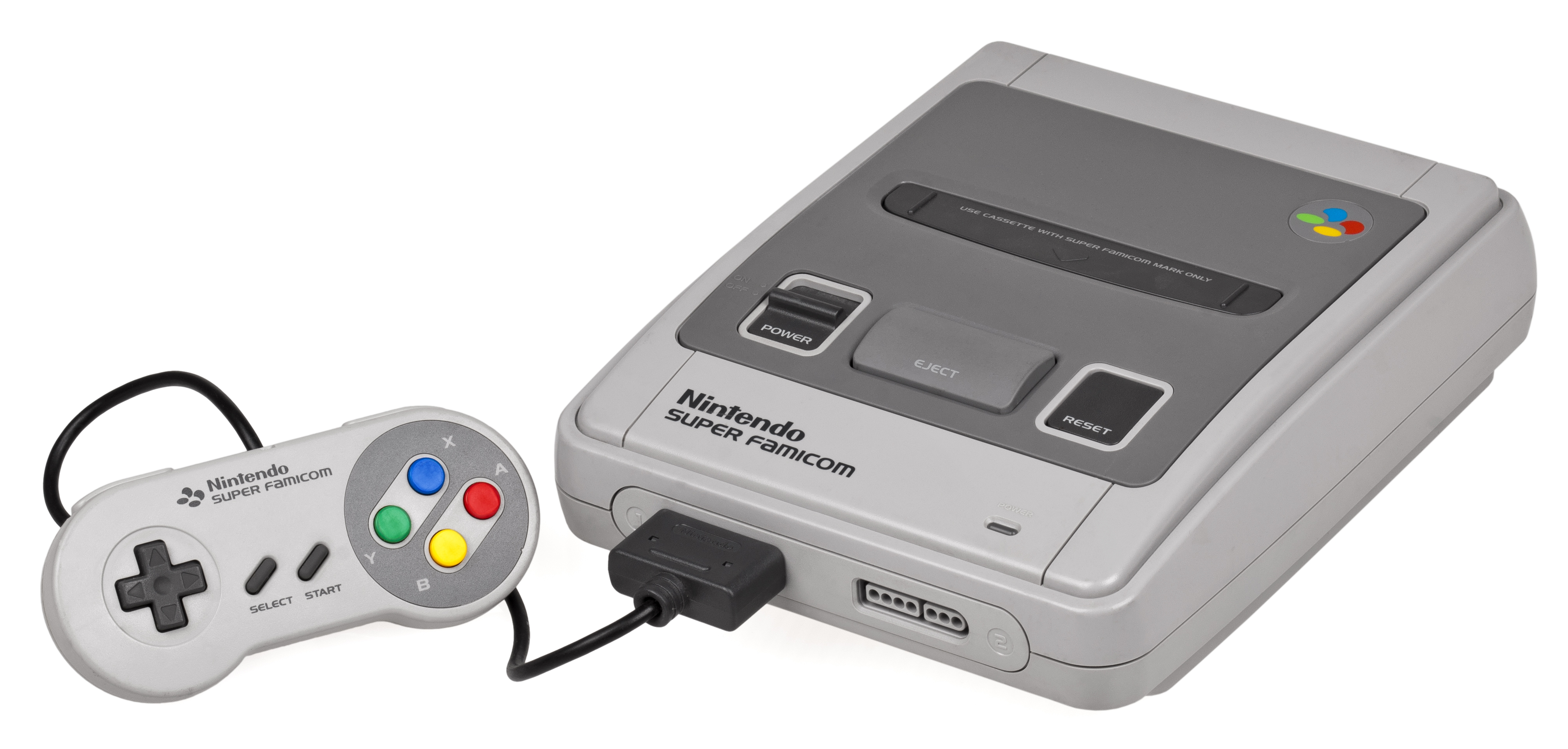 Super Nintendo Entertainment System : Inside nintendo die geburt des super