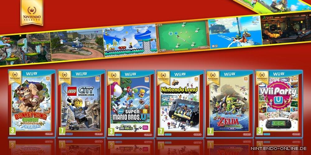 Nintendo Selects Wird Im April Um Sechs Wii U Spiele Erweitert