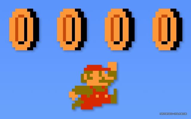 Nintendo Möchte Münzen Soundeffekt Aus Super Mario Schützen Lassen