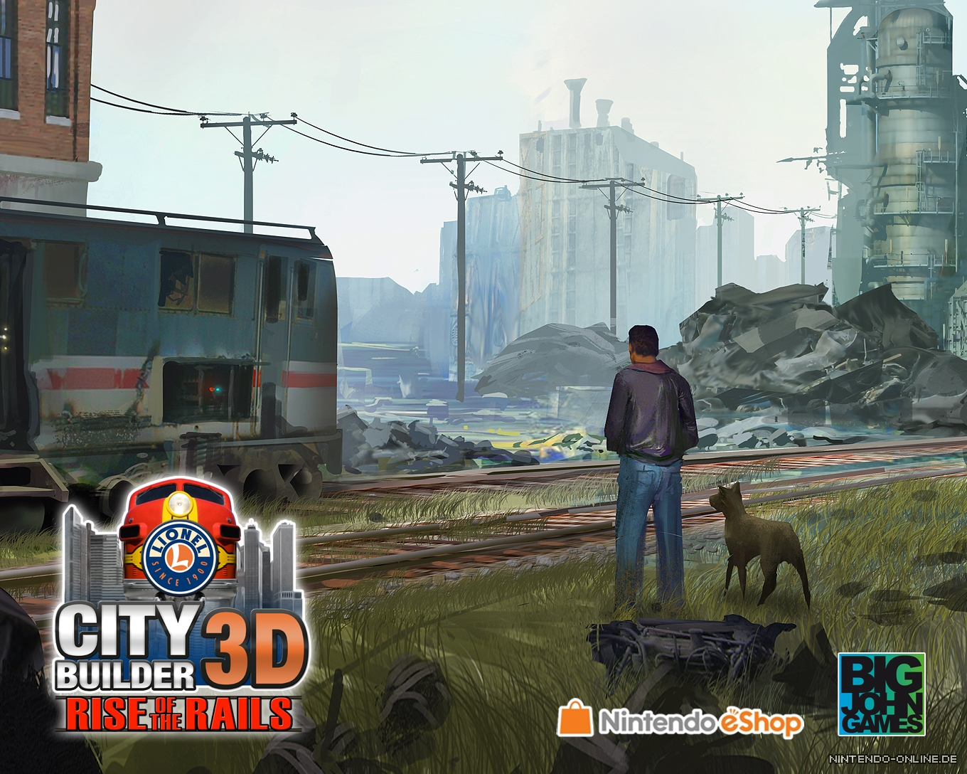 Lionel city builder 3d rise of the rails eshop 3d builder online