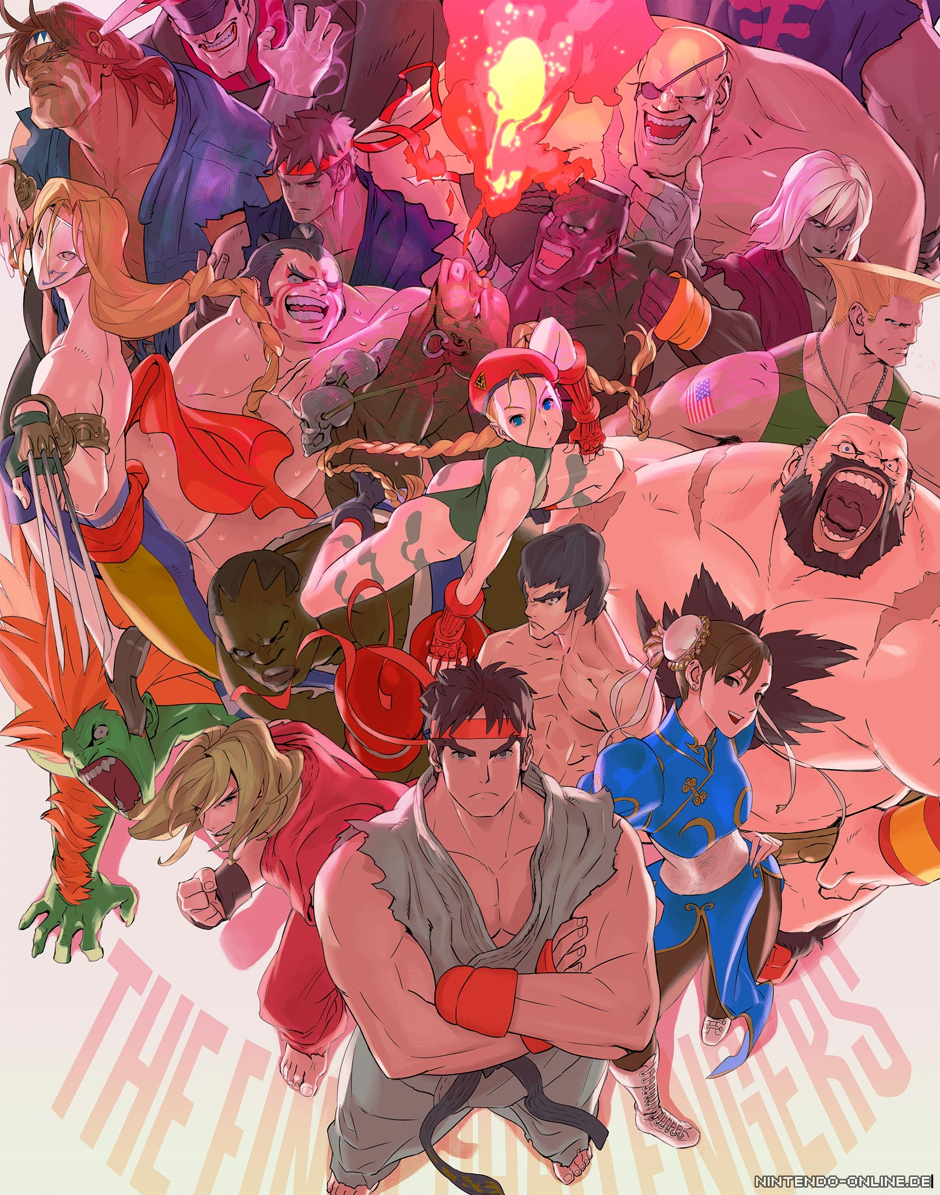 Street Fighter 2 Spielen