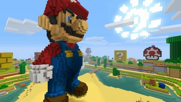 Switch So Schlägt Sich Minecraft Im Vergleich NintendoOnlinede - Minecraft spielen echt