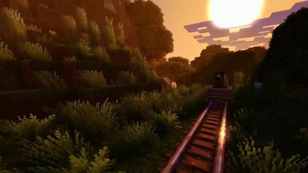Minecraft Screenshots Zum Super Duper Graphics Pack Veröffentlicht - Minecraft ingame spiele