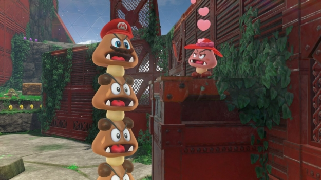 Super Mario Odyssey Review Nintendo Onlinede