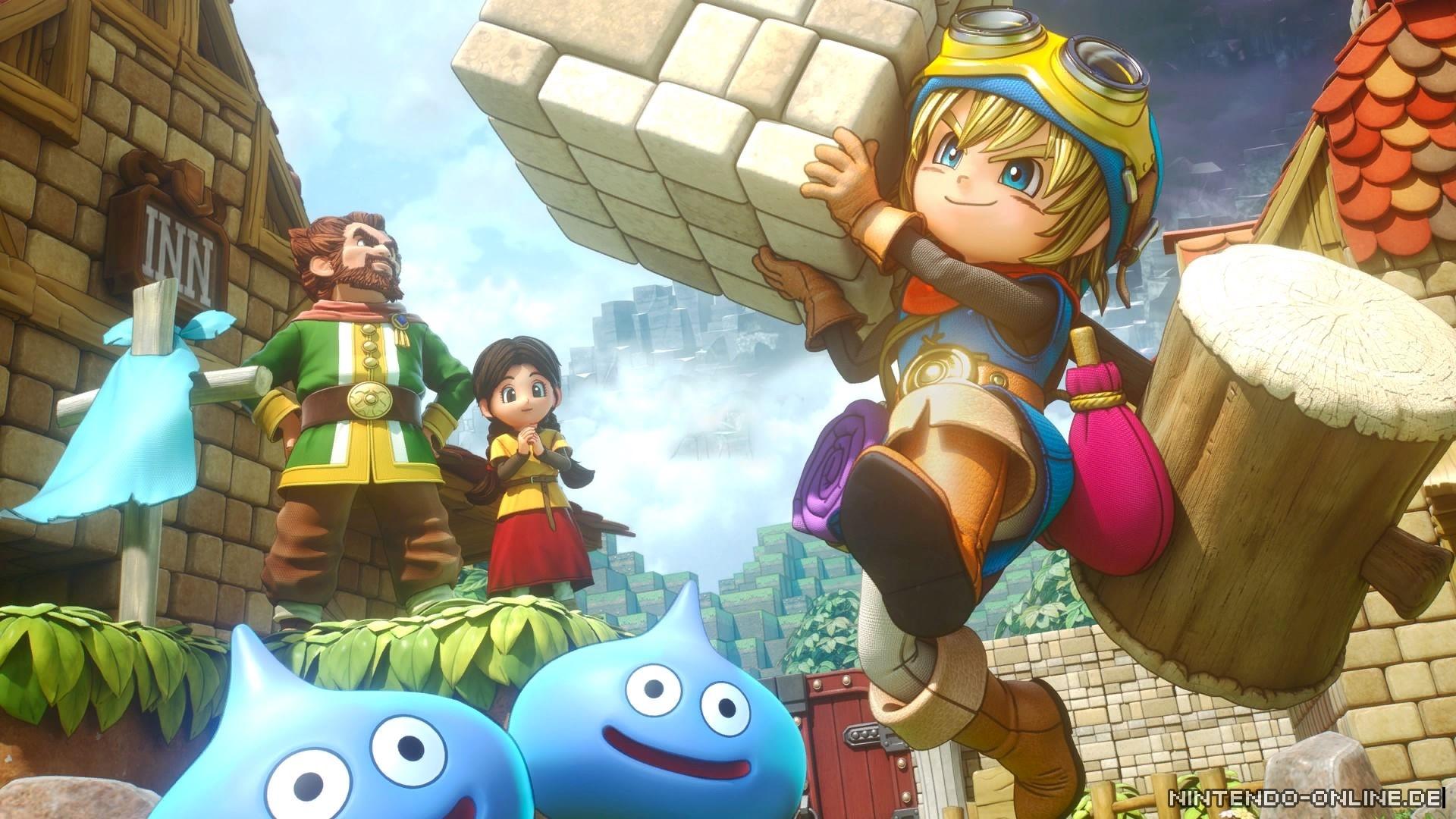 Square Enix verrät die Pläne für Switch - Nintendo-Online de
