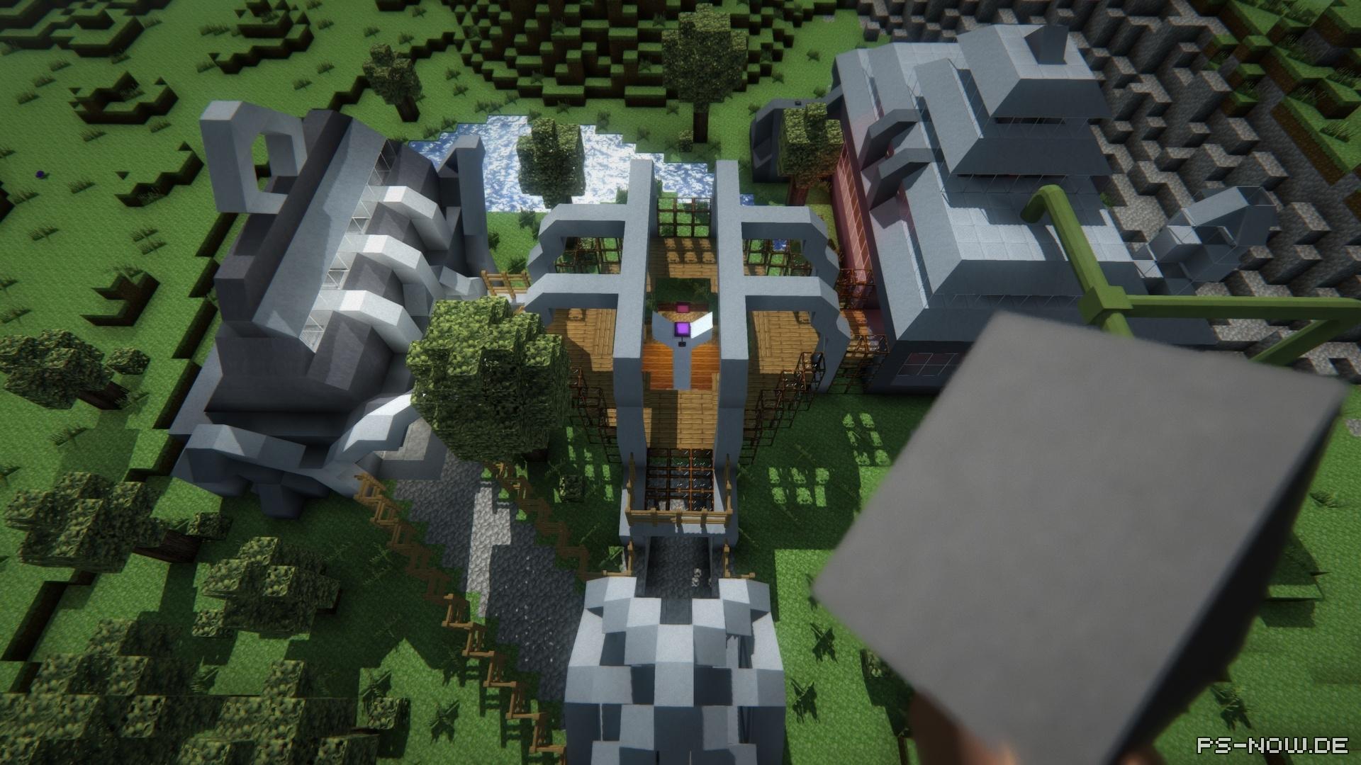 Discovery PSN Review PSNOWde - Minecraft flussig spielen