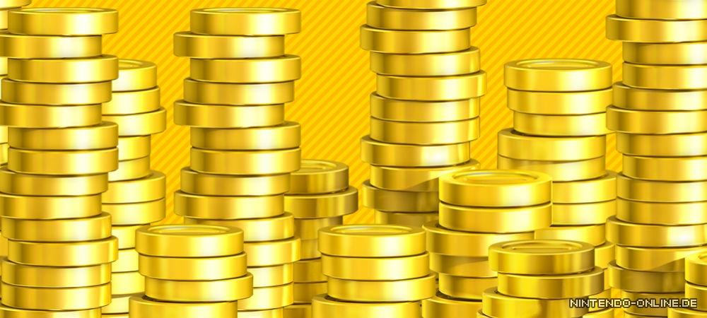 Wie Viele Münzen Sind In Allen Super Mario Spielen Verteilt