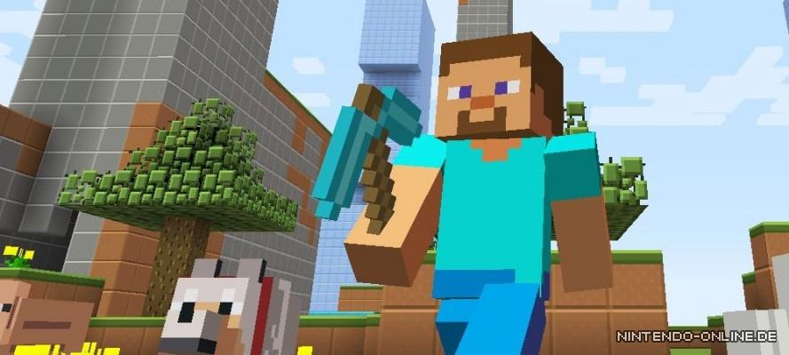 USA Lokaler Multiplayer Von Minecraft Jetzt Auf Auf New DS - Minecraft pc online zusammen spielen