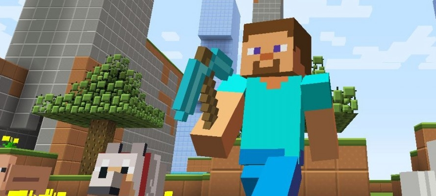 USA Lokaler Multiplayer Von Minecraft Jetzt Auf Auf New DS - Minecraft zum spielen jetzt
