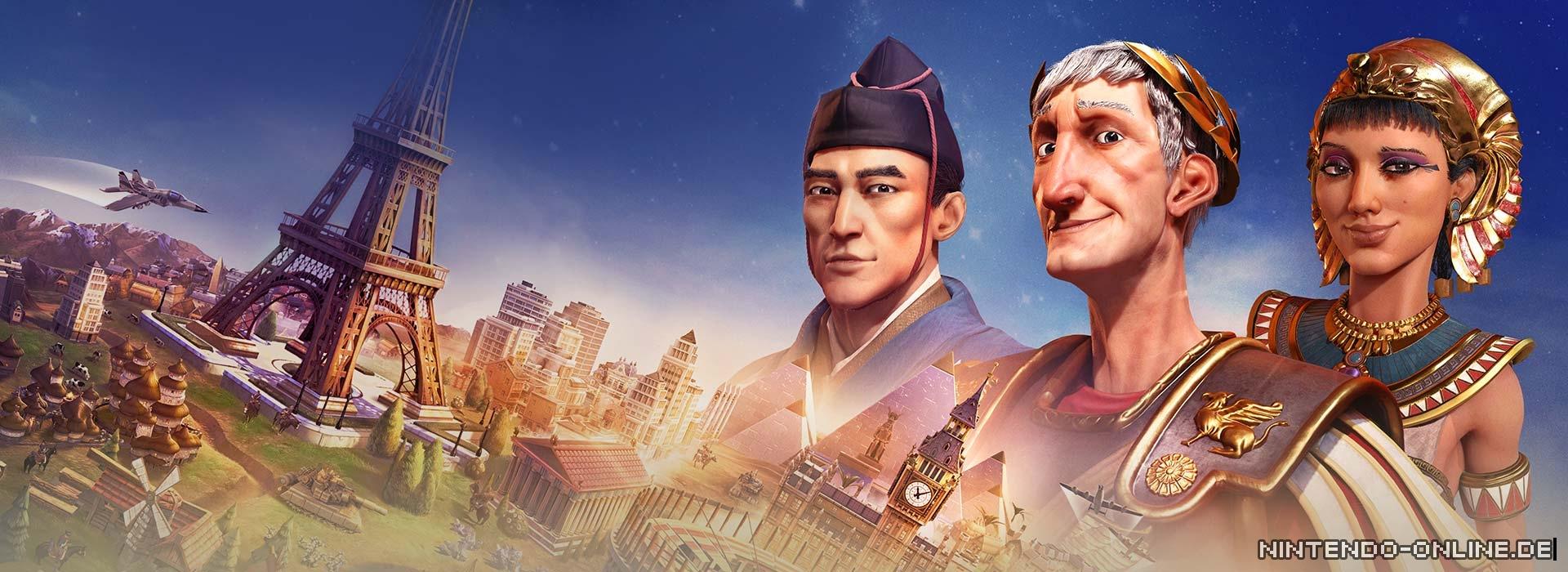 Kein Online-Multiplayer für Civilization VI auf der Switch
