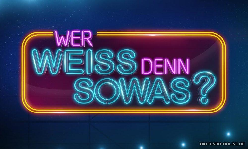 Wer weiß denn sowas? Review - Nintendo-Online.de