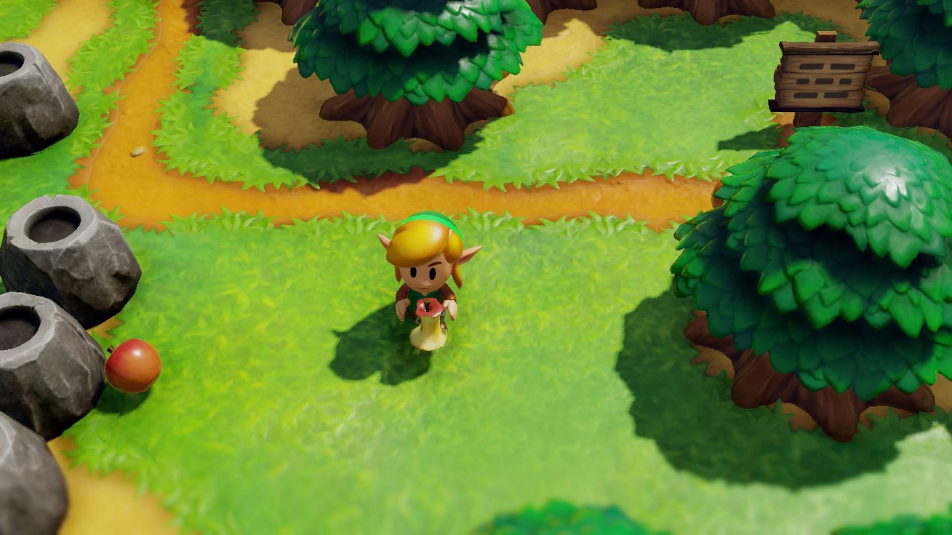 Grezzo Entwickelt Das Switch Remake Von The Legend Of Zelda Links