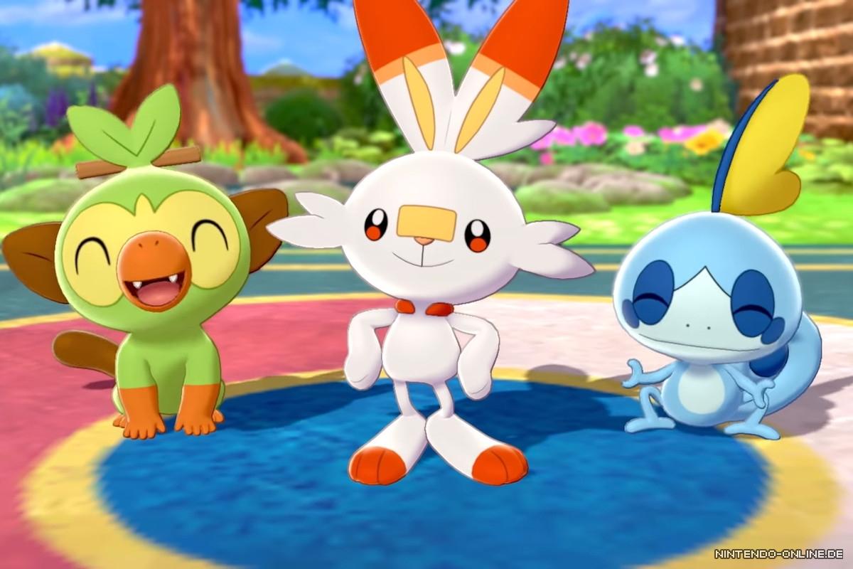 Pokemon schwert schild unterschied