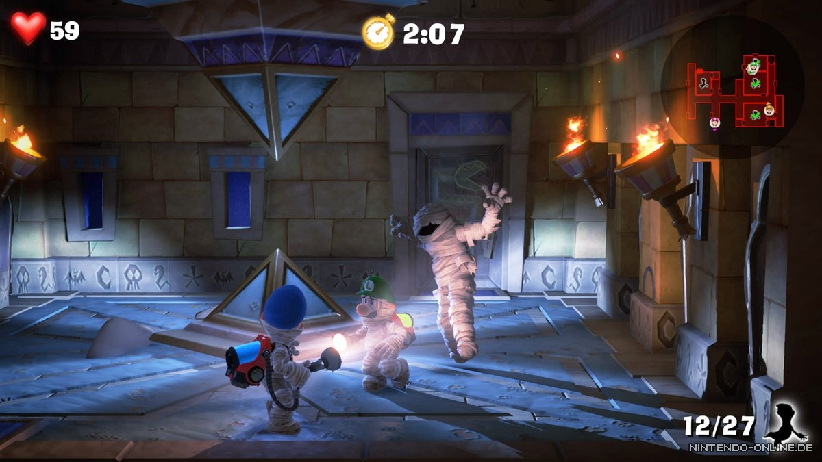 Luigi's Mansion 3: Erste Details Zum Mehrspieler-DLC - Nintendo