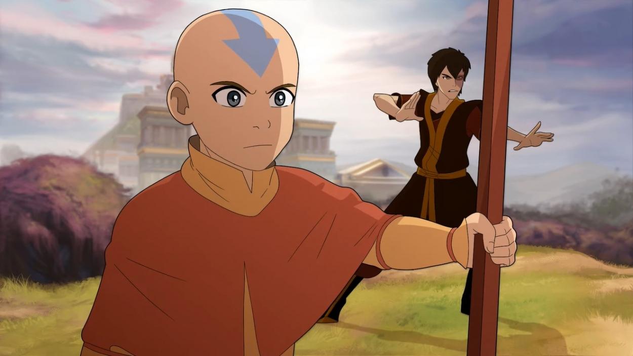 SMITE trifft auf Avatar: Aang, Zuko und Korra betreten im