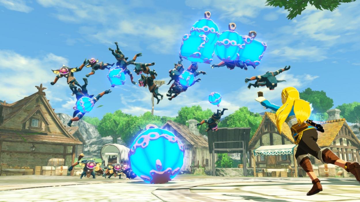 Nintendo erwartet nicht, dass Hyrule Warriors-Spiele zu ihrem eigenen Franchise werden