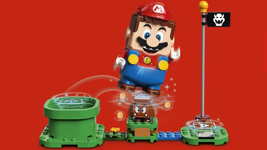 Die ersten Bilder des nächsten LEGO Super Mario Sets erscheinen