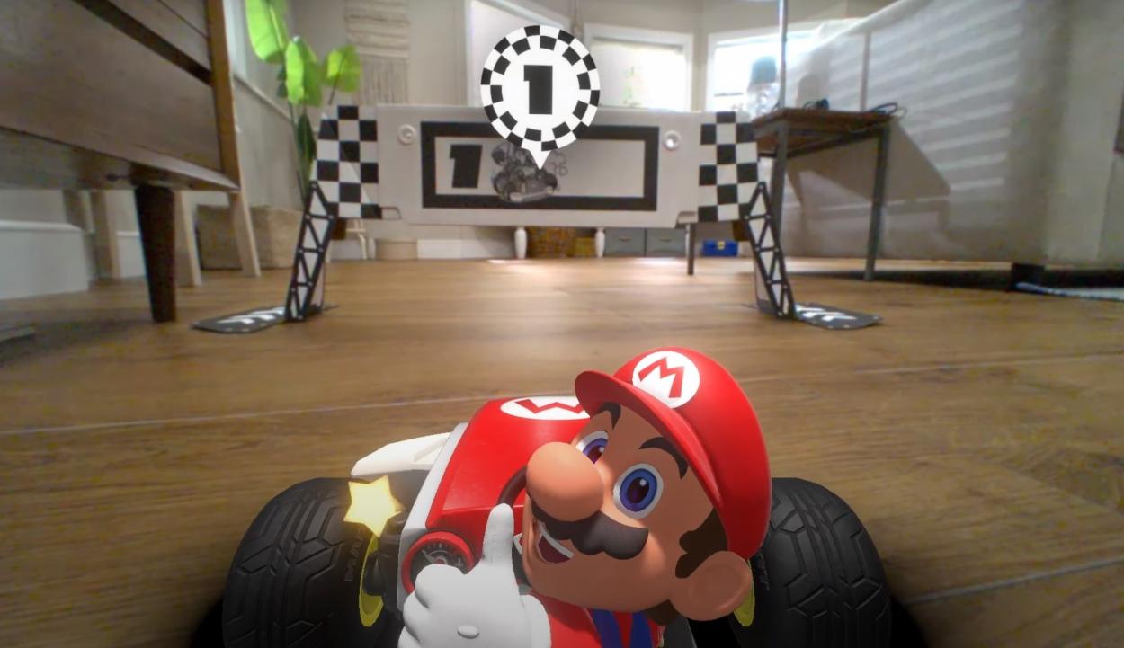 Mario Kart Live: Home Circuit: Starten Sie den Trailer und erhalten Sie Einblick in die Entwicklung