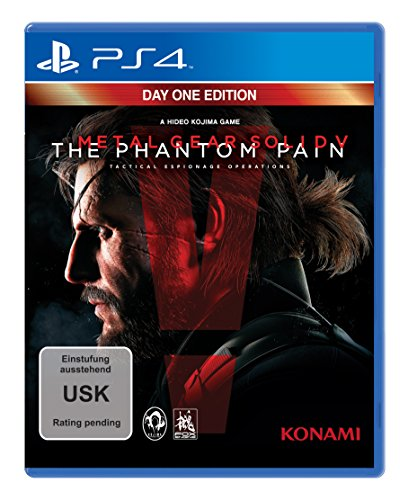 Metal Gear Solid V The Phantom Pain Review Ps Nowde