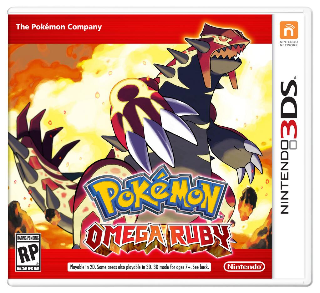 Pokédex Zu Pokémon Omega Rubin Und Alpha Saphir Kann Bei Amazon