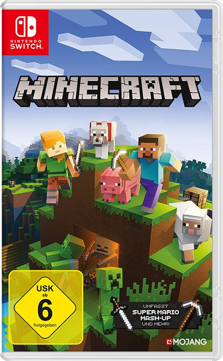 Minecraft NintendoOnlinede - Minecraft spiel kaufen amazon