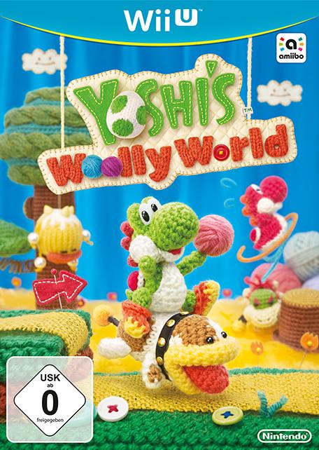 Auf Die Wolle Fertig Los Jetzt Yoshis Woolly World Amiibo
